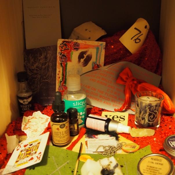 personal desire altar