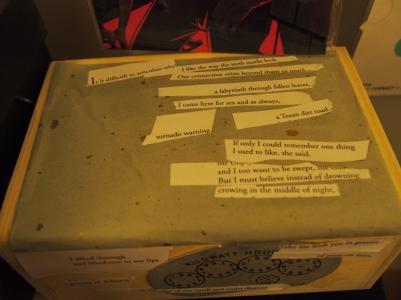 box for escape
